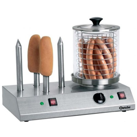 Machine à hot dog : comment fonctionne-t-elle?