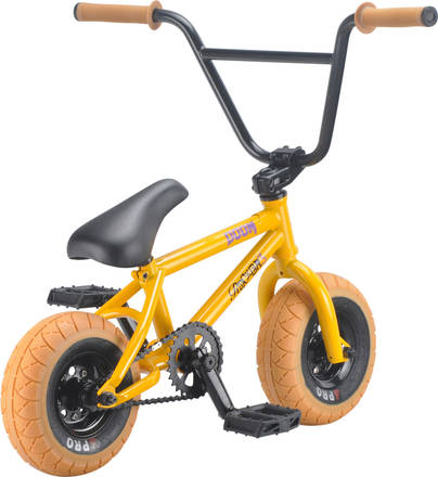 Mini bmx : source de fun