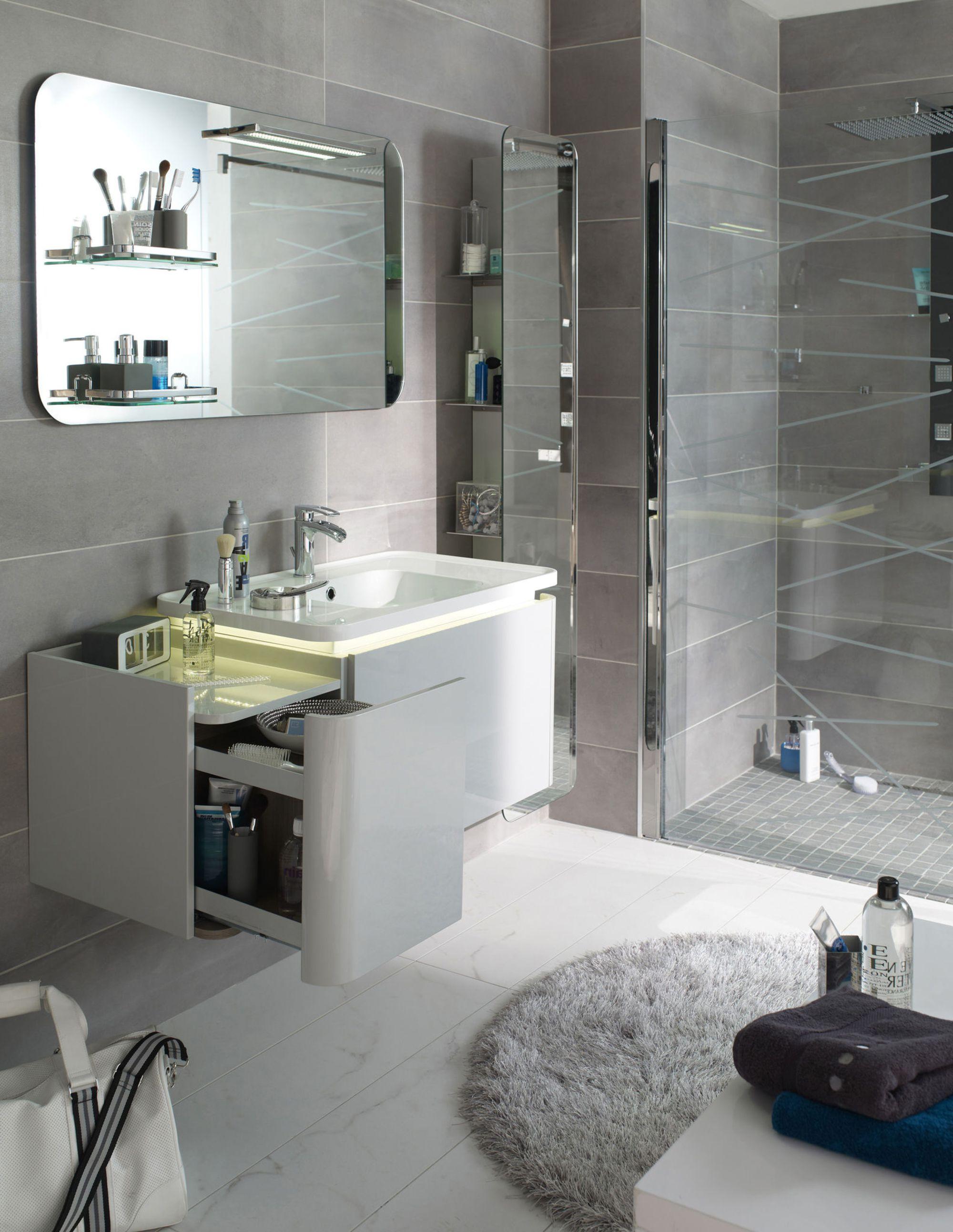 Votre meuble pour la salle de bain : quels accessoires ?